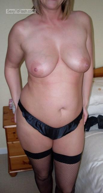 Medium Tits Of My Wife Uk Mature Wife
