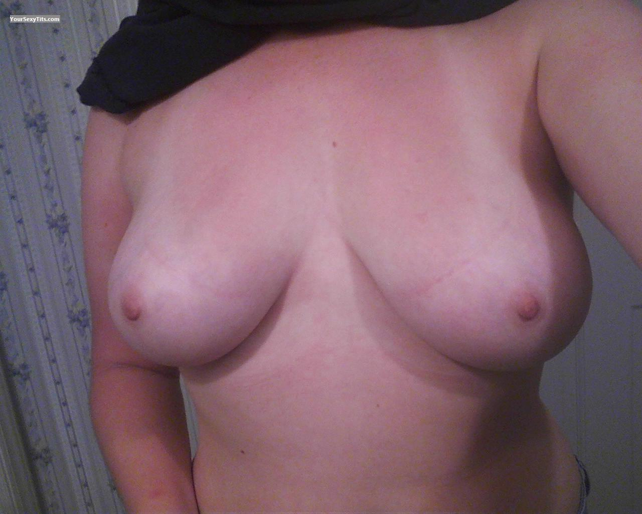 My Medium Tits Selfie by Sexy Mama
