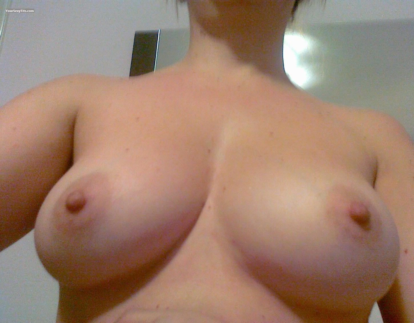 My Medium Tits Selfie by Joanna