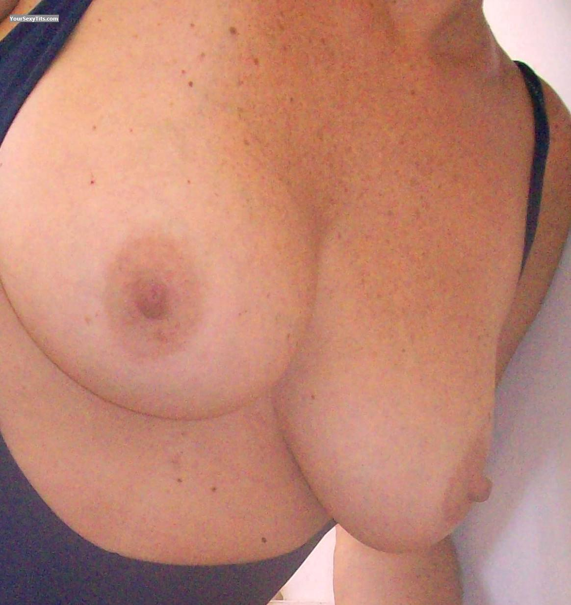 Tit Flash: Medium Tits - Fernanda From Brazil from Brazil