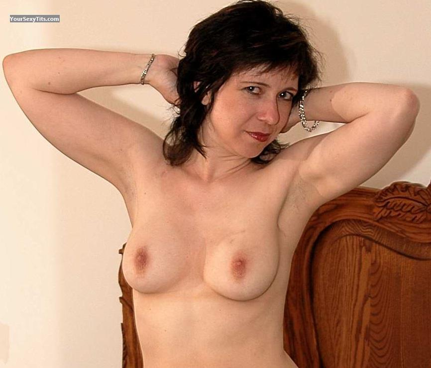 Medium Tits Of A Friend Topless Debby