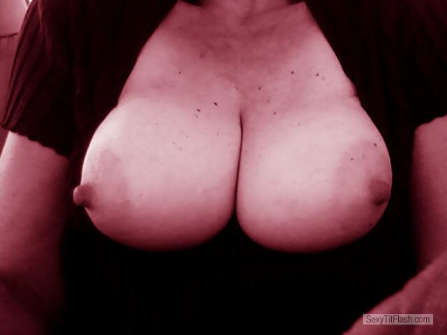 My Medium Tits Selfie by Reba