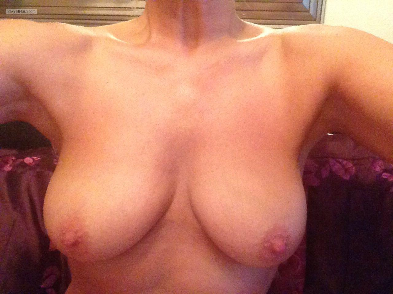 My Medium Tits Selfie by Blonde49