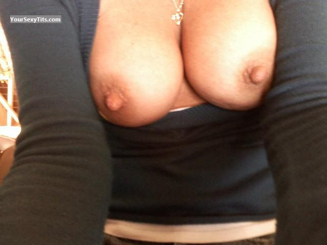 Medium Tits Of My Wife Selfie by \Hot Wife's Tits