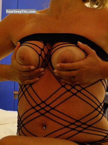 Tit Flash: Medium Tits - Showme from Italy