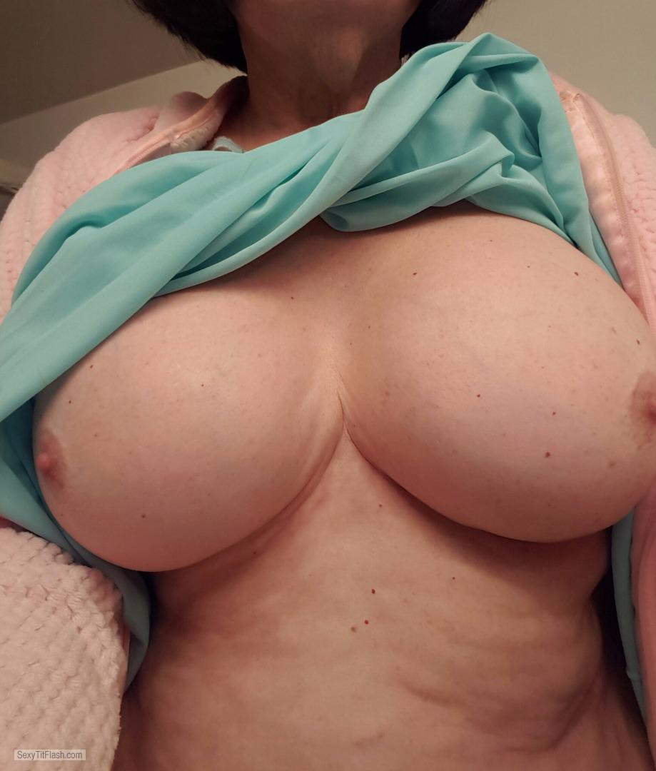 My Medium Tits Selfie by SAMMY