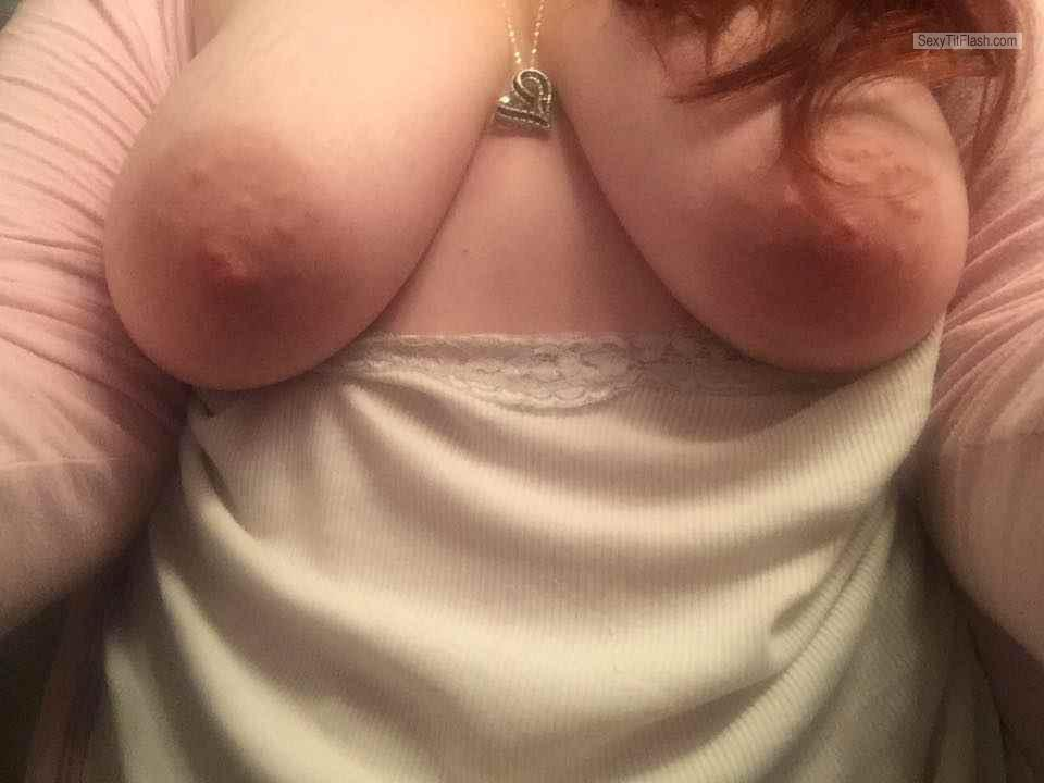 Medium Tits Of My Girlfriend My Milf