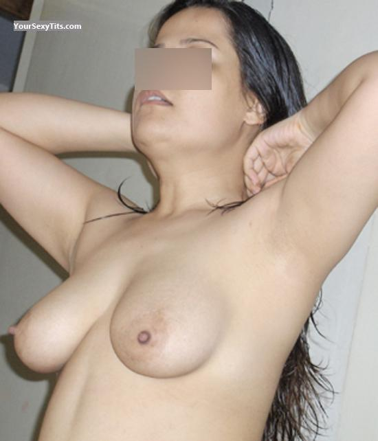My Medium Tits Topless Selfie by PIYA