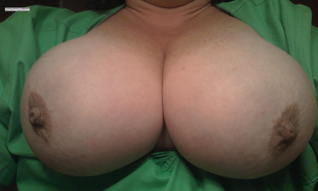 Medium Tits Of My Wife Joan
