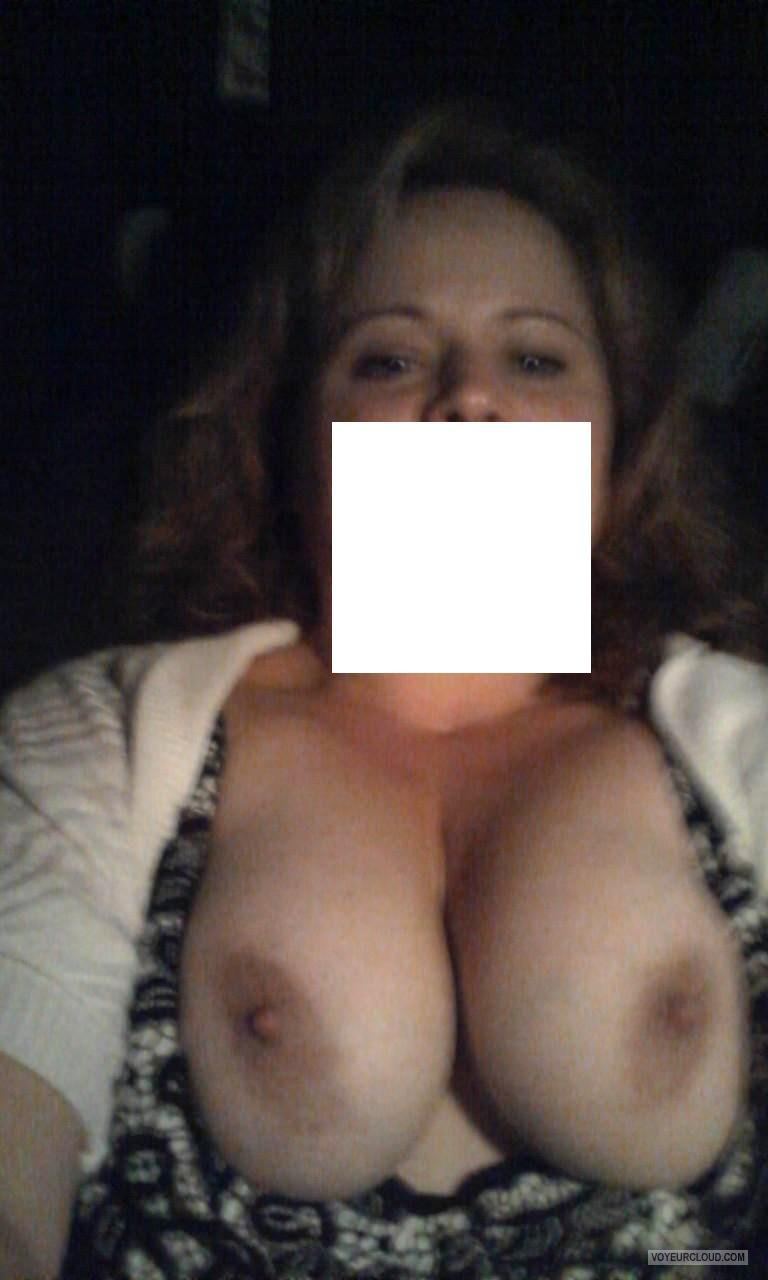 My Big Tits Selfie by Show It