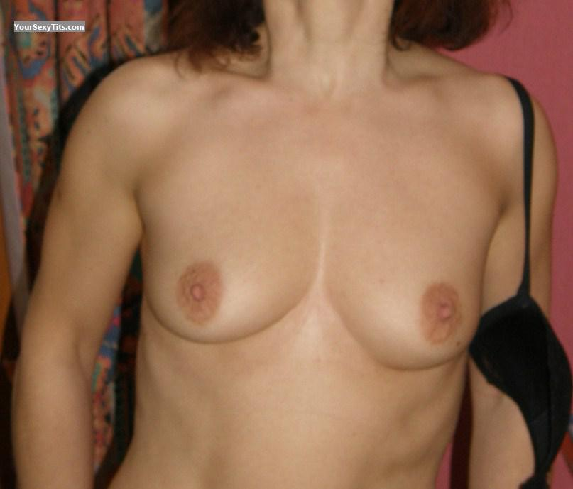 Medium Tits Of My Wife D
