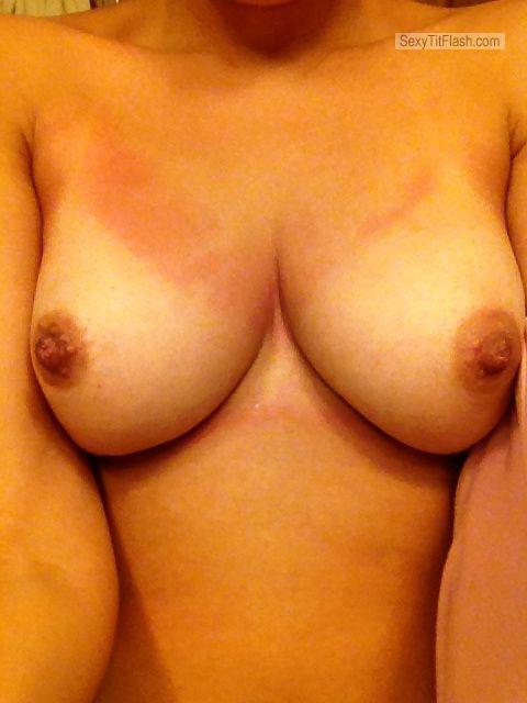 Small Tits Of My Ex-Girlfriend Selfie by Sexyj