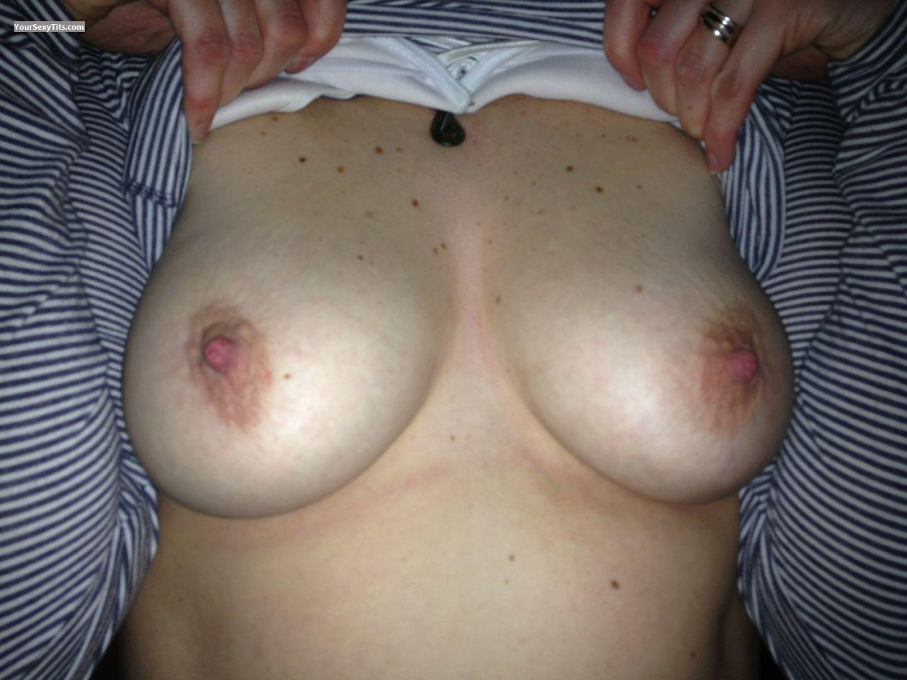 Medium Tits Of My Wife Venessa