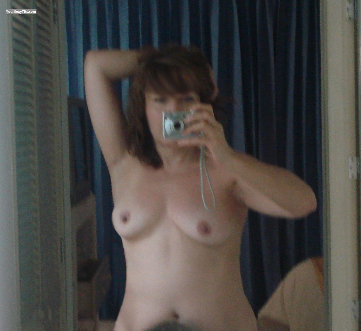 My Medium Tits Selfie by Mb