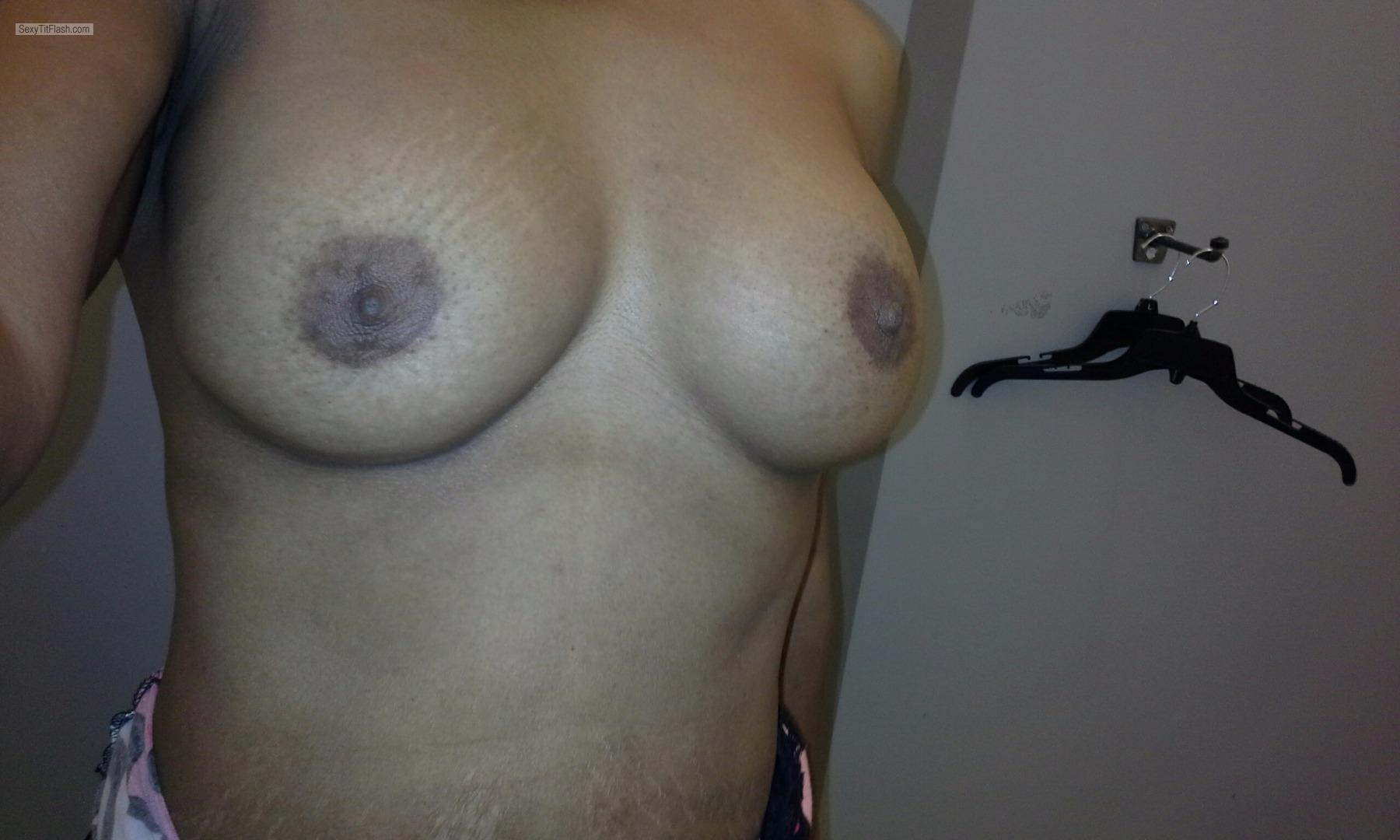 My Medium Tits Samantha