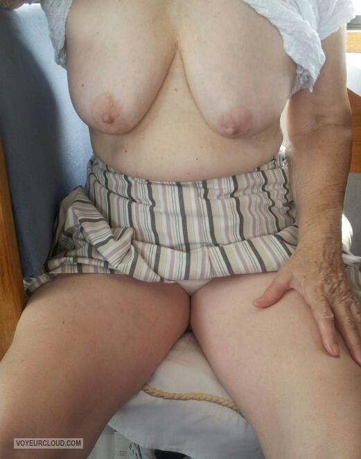 Medium Tits Of My Wife Ann D