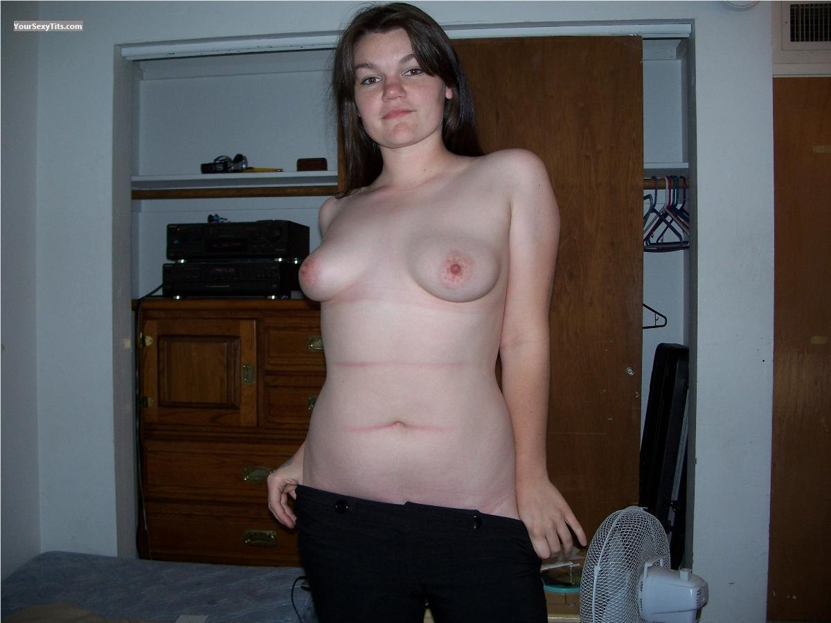 Medium Tits Topless Anything