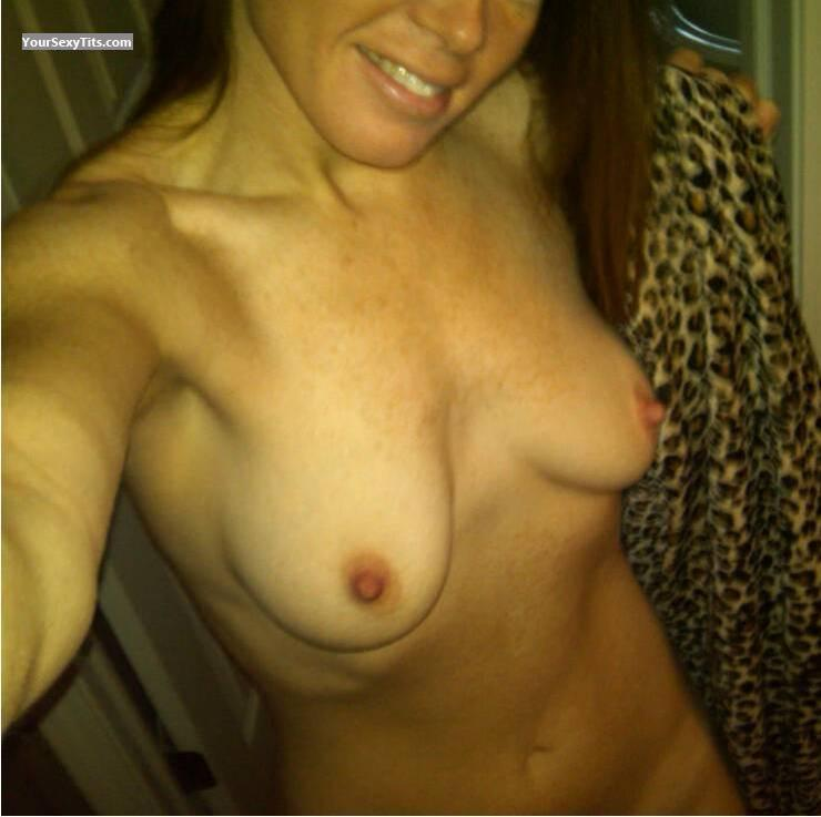 My Medium Tits Selfie by Kimmy