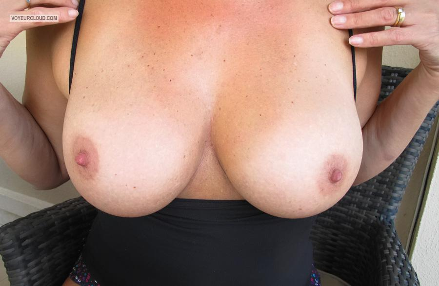 Medium Tits Of My Wife Mrs Luckyme