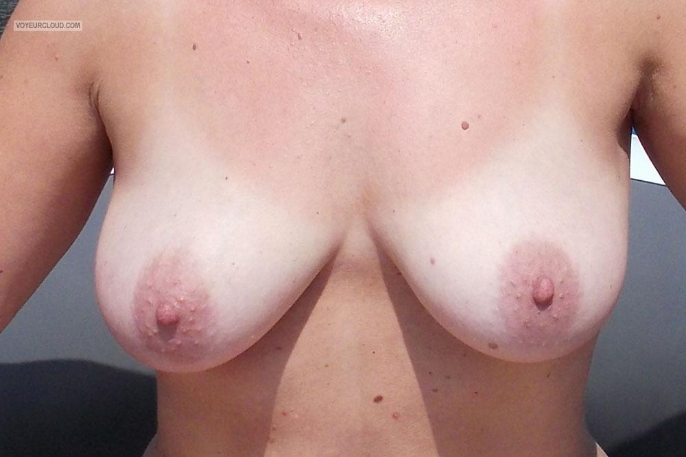 Medium Tits Of My Wife Rebecca