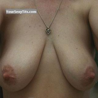 Medium Tits Of My Wife Selfie by Pamela D