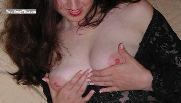 Medium Tits Milky Nipples Before