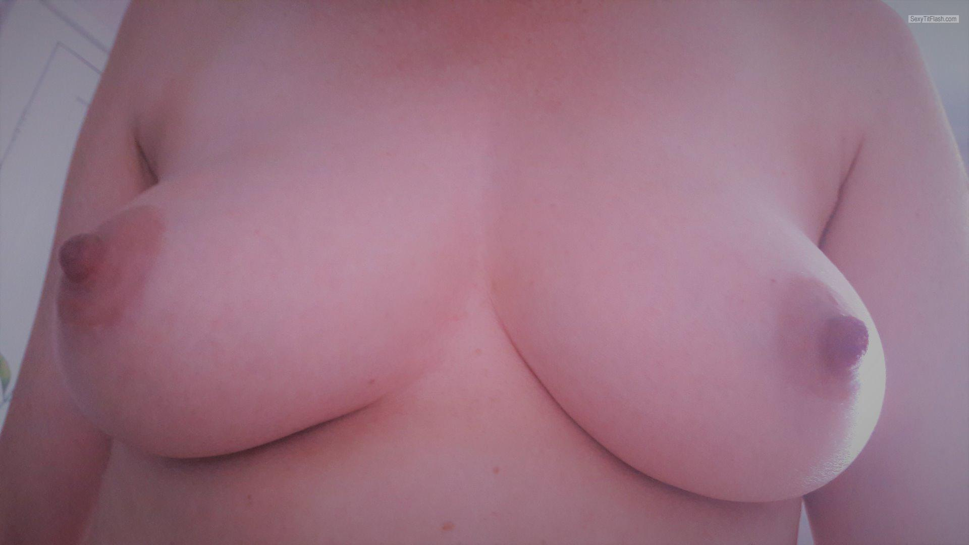My Medium Tits Topless KAZB