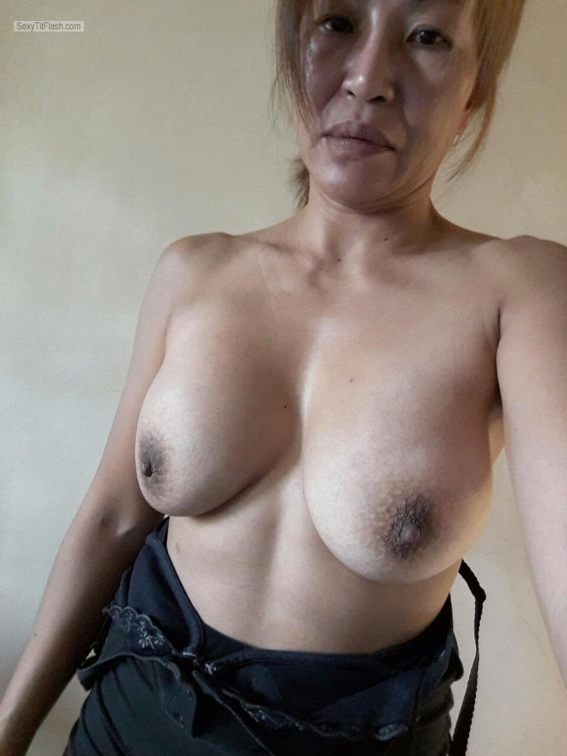 My Medium Tits Topless Jane