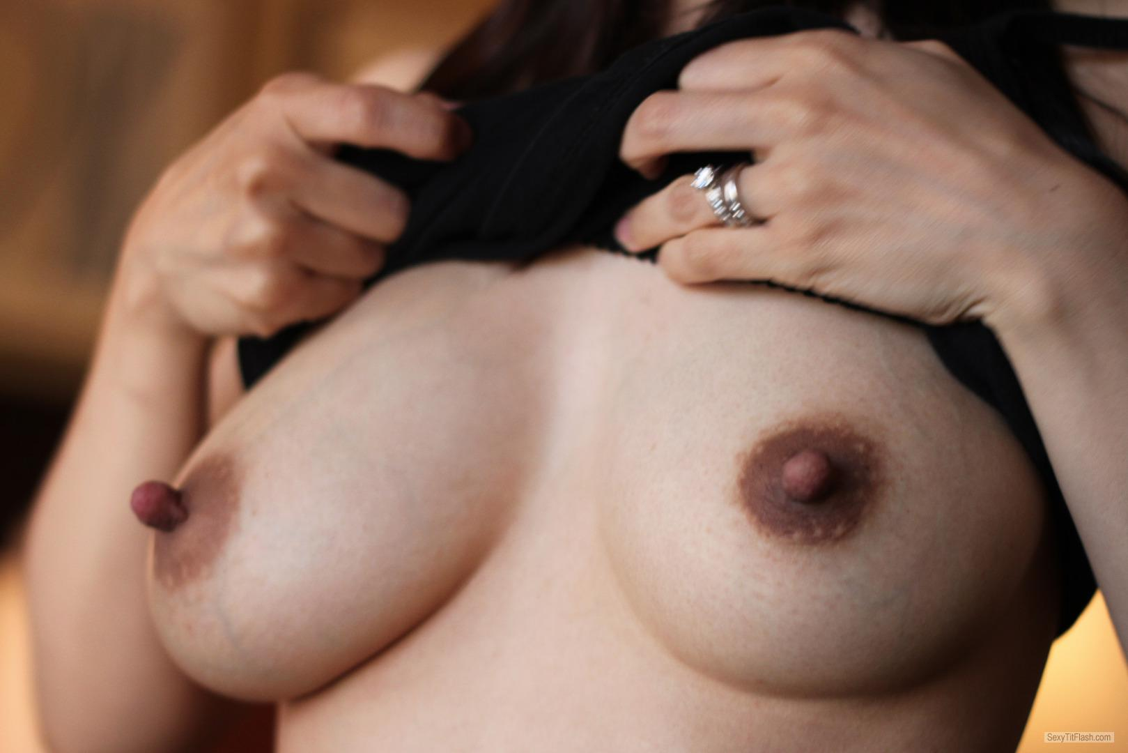 My Medium Tits Selfie by Mika