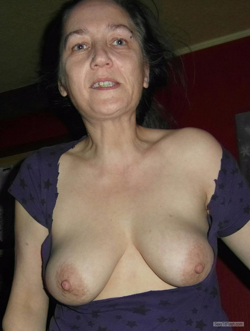 Medium Tits Of My Wife Topless Annette Aus Eisenach