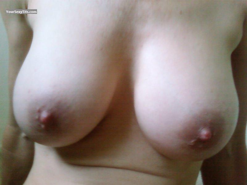 My Medium Tits Selfie by Kitty Cougar
