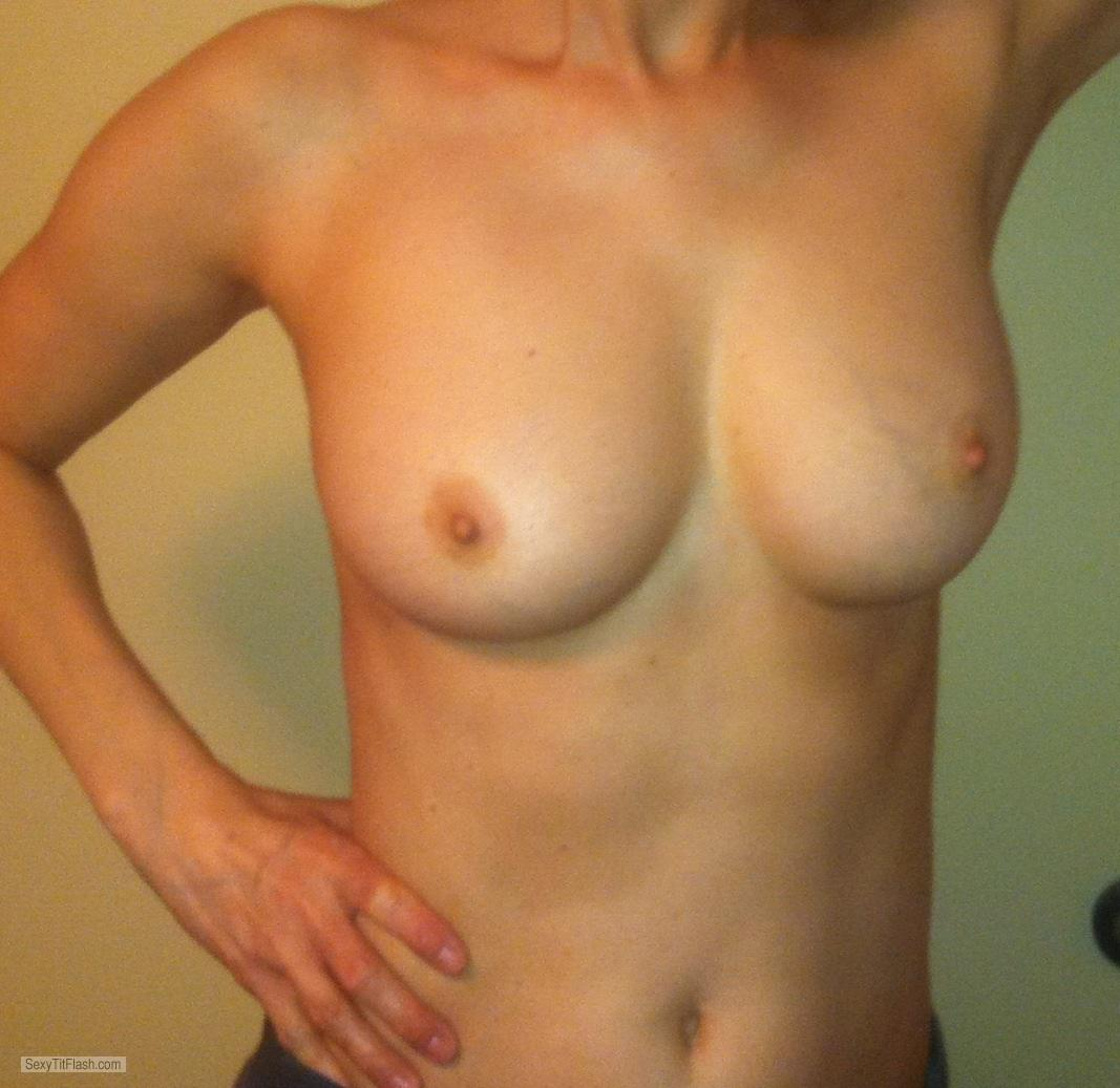 Medium Tits Of My Wife Bianca