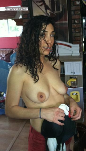 My Medium Tits Topless Michelle