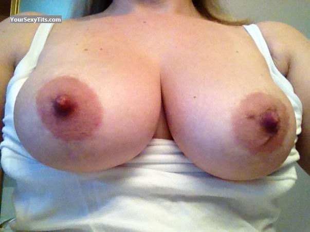 Tit Flash: My Medium Tits (Selfie) - Guess Who? from United States