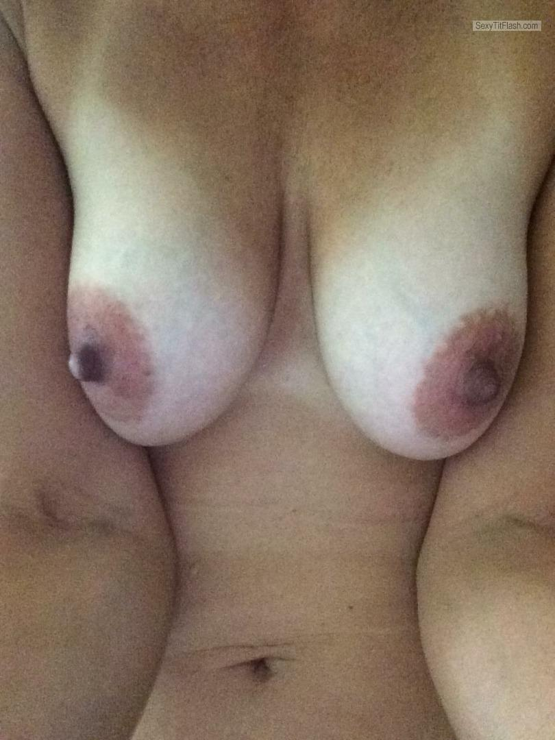 My Small Tits Selfie by Handy Mandy