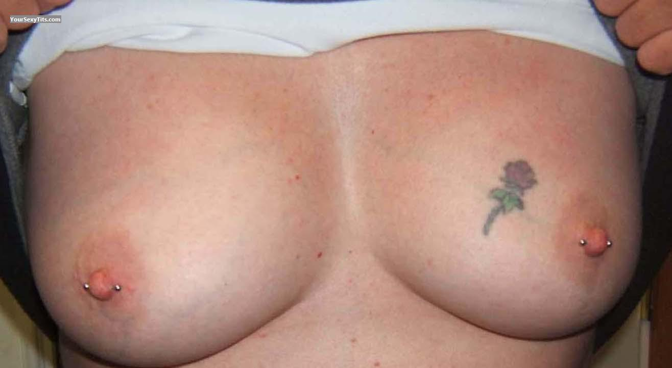 Medium Tits Of My Wife Lynne