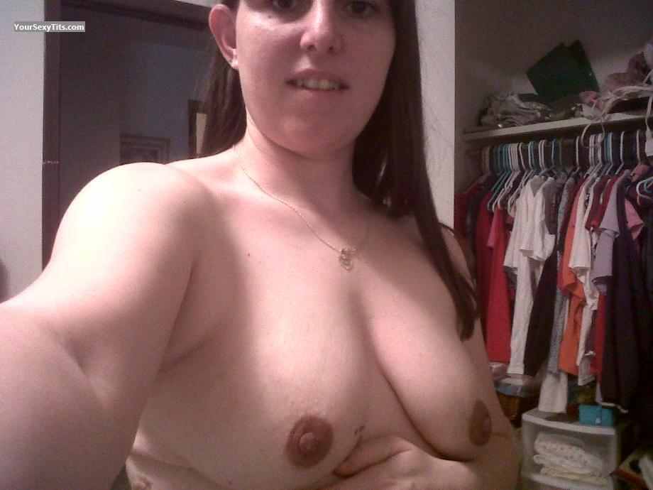 My Medium Tits Topless Selfie by Michelle
