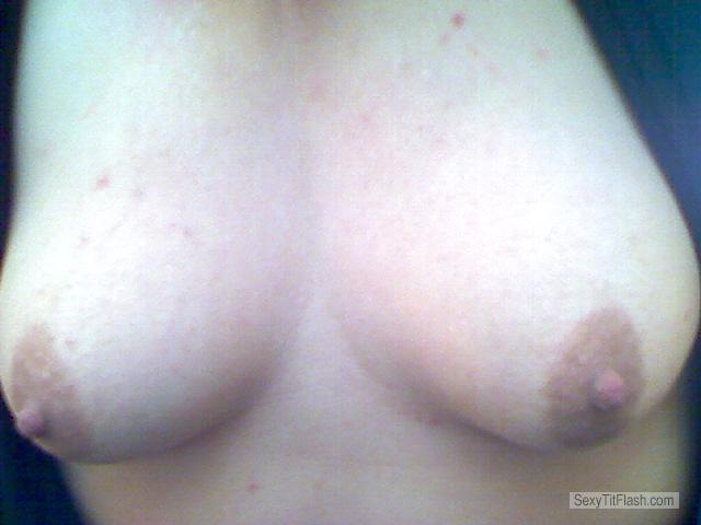 My Small Tits Selfie by Titti
