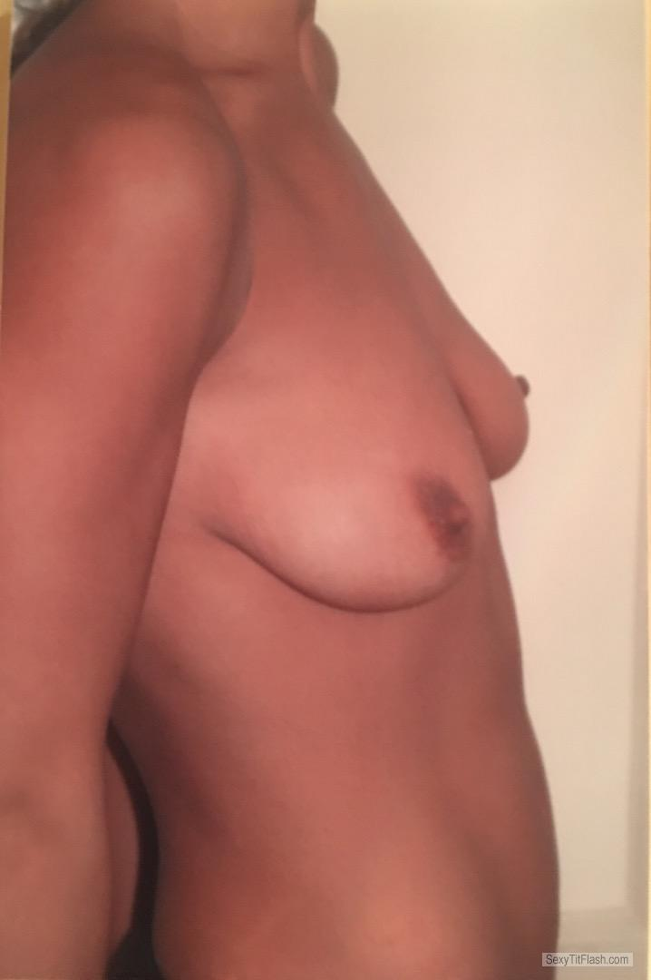 My Medium Tits Topless Nips
