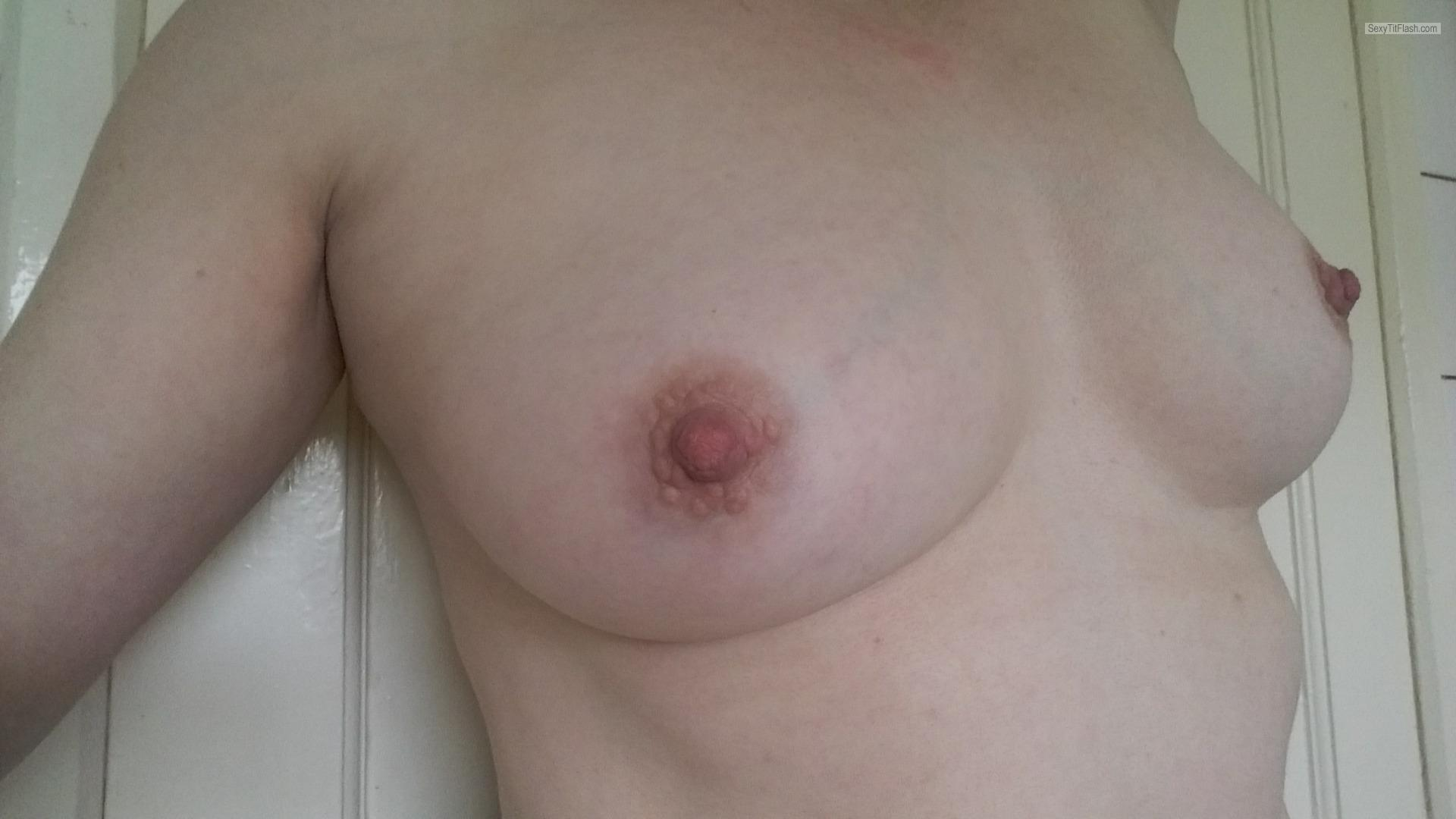 My Medium Tits Selfie by Luvit