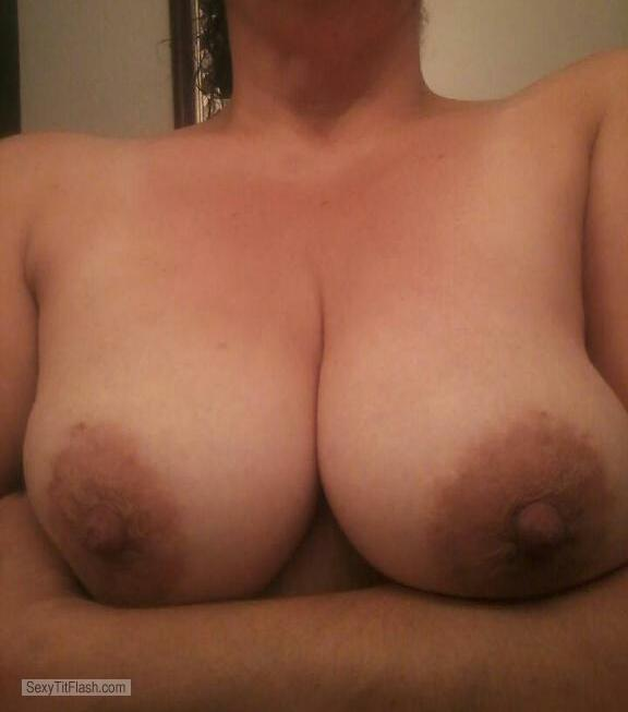 Medium Tits Of My Wife Selfie by Sexy Wifey