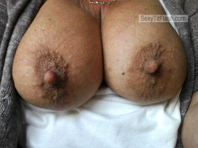 Big Tits Of My Wife Selfie by Soloxx1