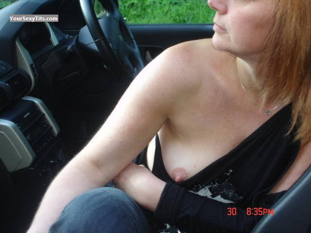Medium Tits Of My Wife Topless Louteaser