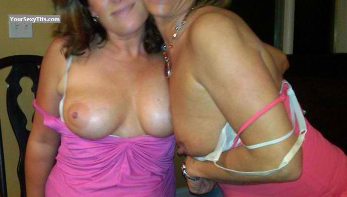 Medium Tits Of My Wife Both Lost