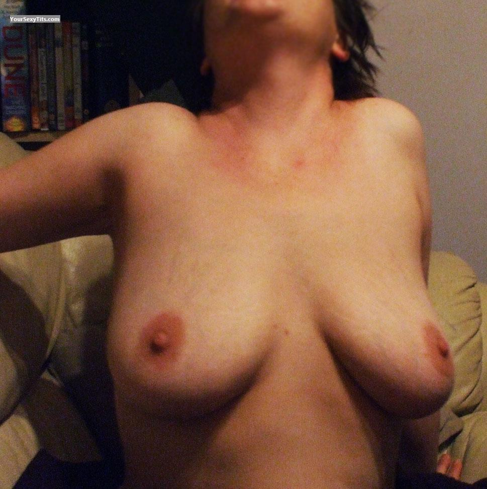 Medium Tits Of My Girlfriend Lauren GB