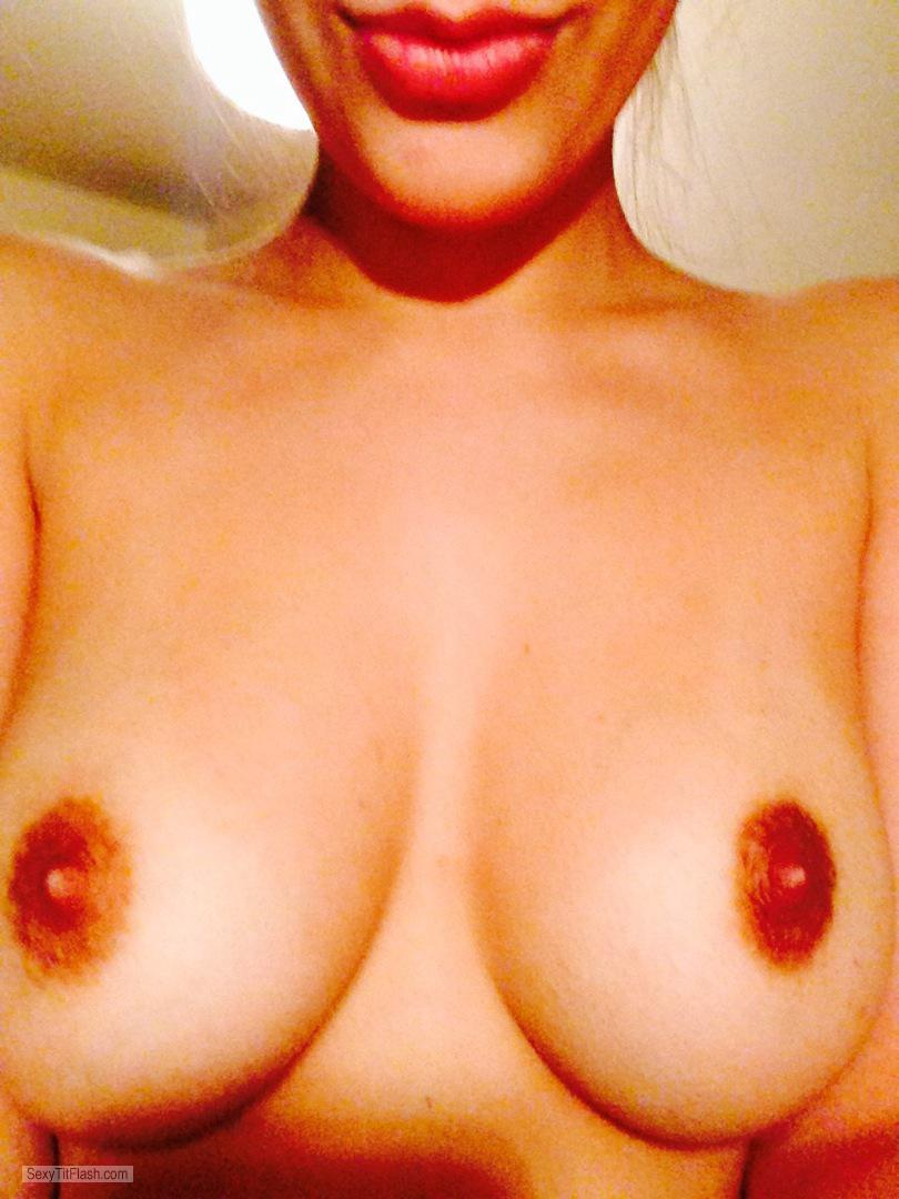 My Medium Tits Selfie by P