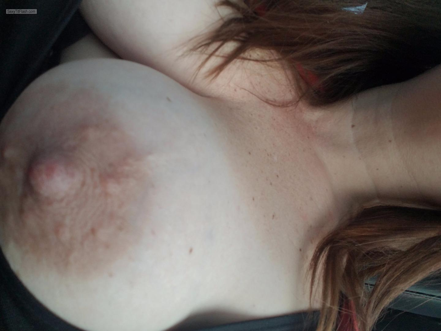 My Medium Tits Selfie by CopperNJ