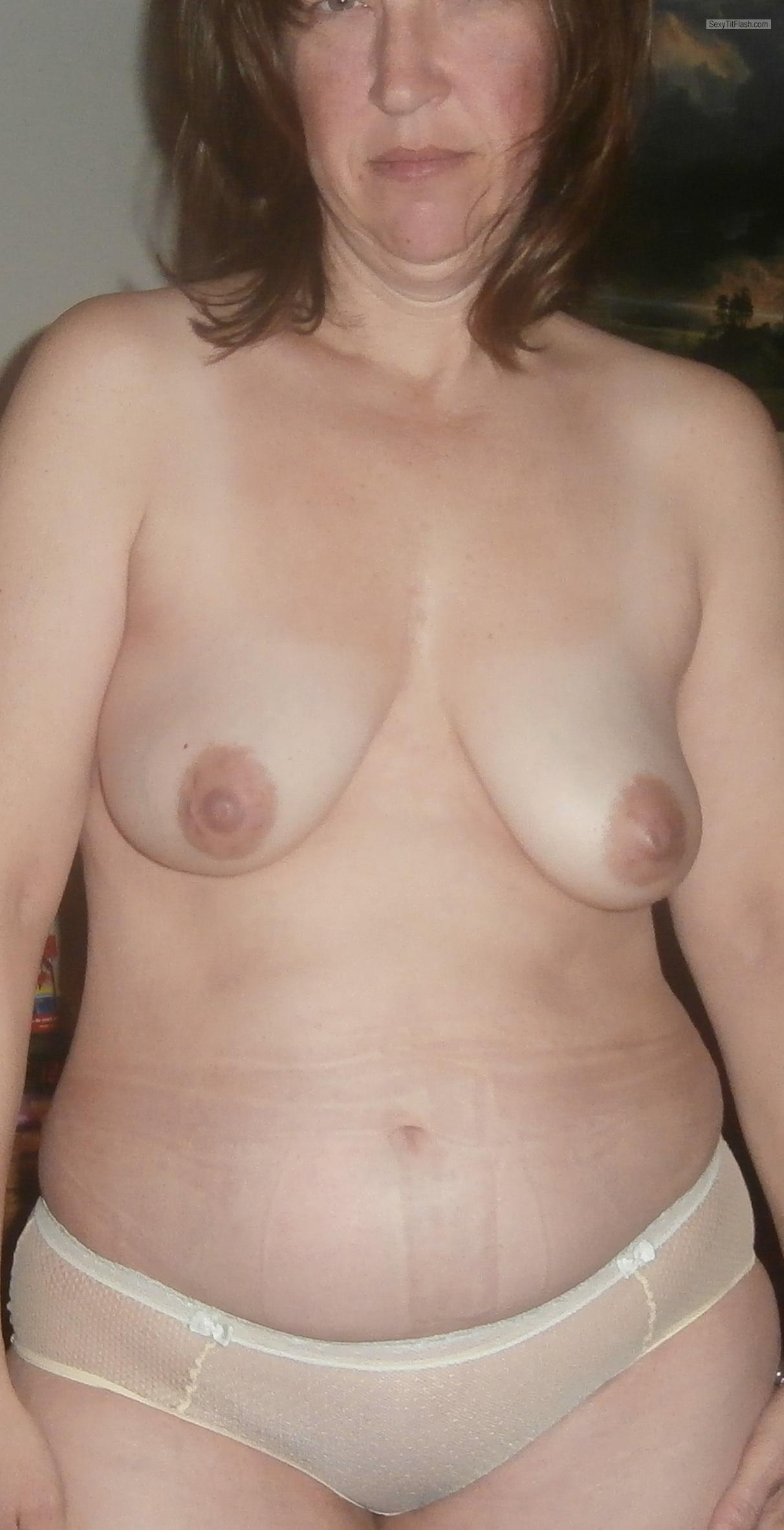 Small Tits Of My Wife FYI