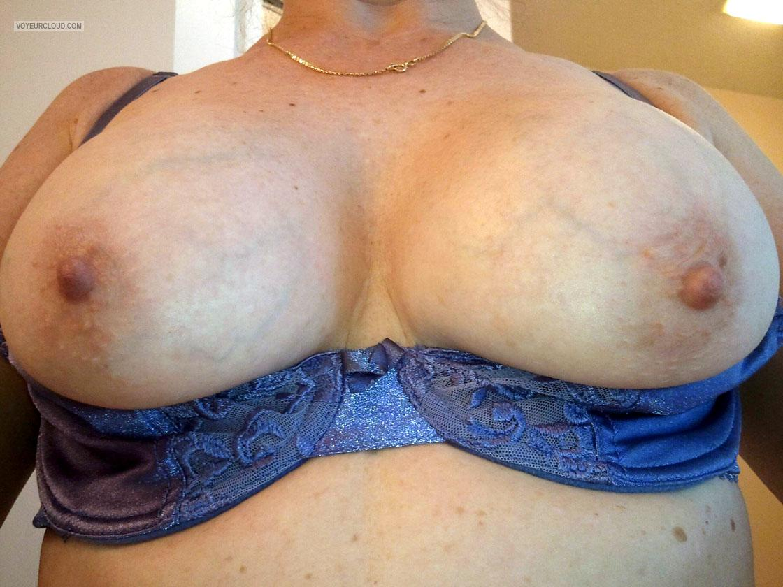 My Big Tits Testing Waters