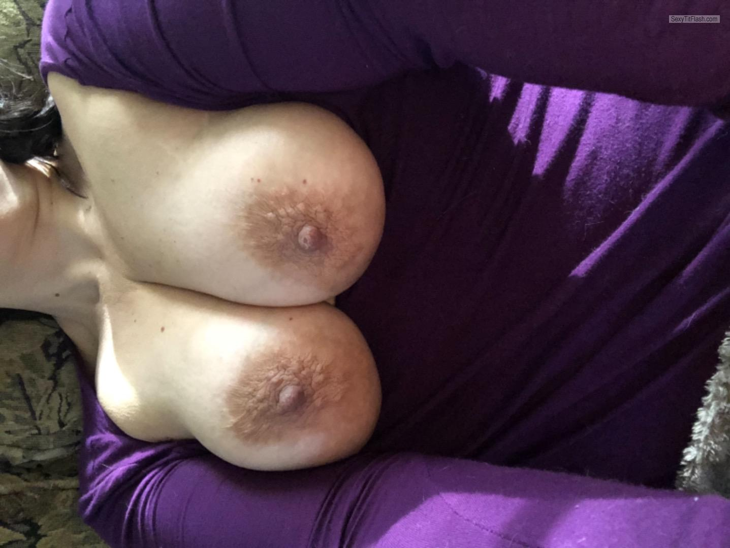 My Medium Tits Selfie by Daisy